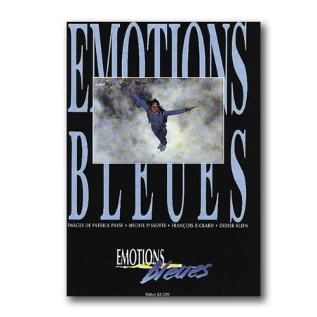 LIVRE EMOTIONS BLEUES