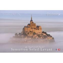 Le Mont Saint-Michel, Sensation soleil levant