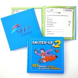 « 101 Bonnes Raisons de Sauter en Tandem » version FFP