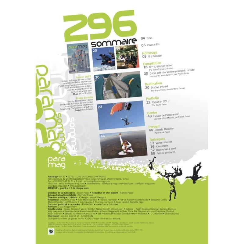 PARAMAG ANNEE 2012