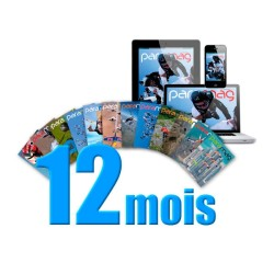 ABONNEMENT FRANCE 12 mois