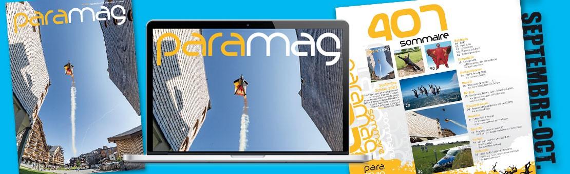 Bienvenue sur la boutique ParaMag